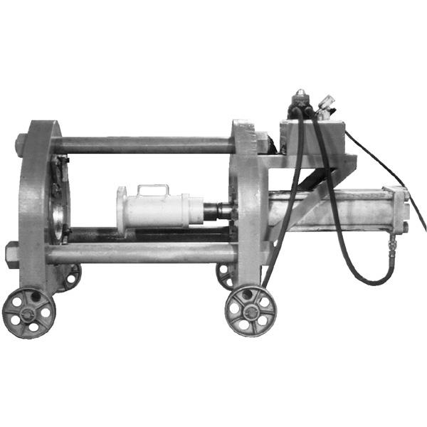 Holedall™ 100 Ton Ram