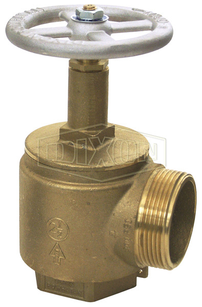 Global Cast Brass Angle Valve Female Inlet