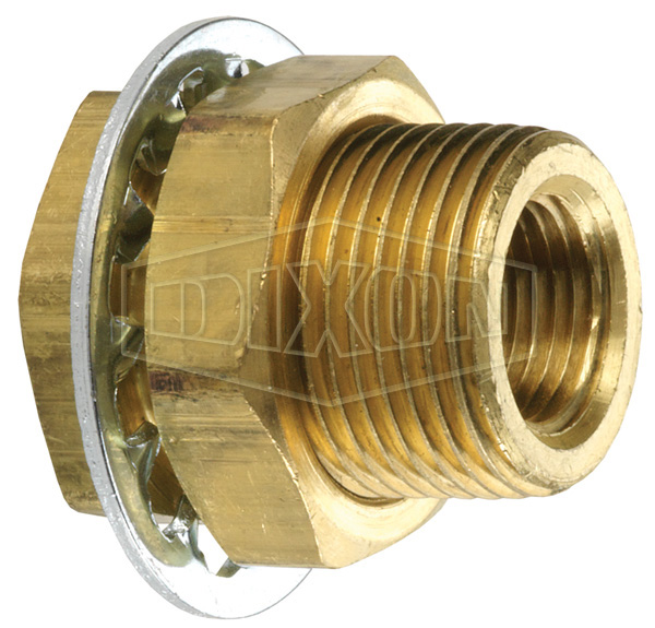 Bulkhead Anchor Coupling