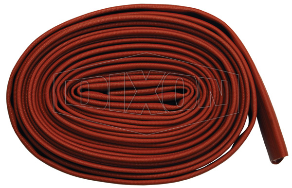400# Nitrile Covered Fire Hose Light Duty