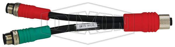 FloTech™ 5-Wire API Optic Plug-n-Play Socket Splitter