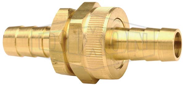 Short Shank GHT Complete Coupling with Hex Nut
