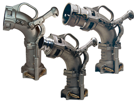 6500 Series Self-Locking Drop Elbow