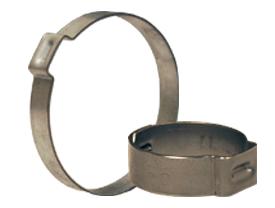 Pinch-On Single Ear Clamp