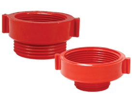Polycarbonate Hydrant Adapter