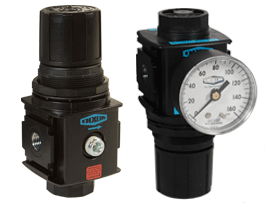 Wilkerson FRL's R18 Compact Regulator
