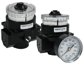 Wilkerson FRL's R21 Dial Air Regulator