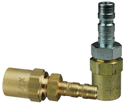 A-Series Pneumatic Reusable Barb Plug