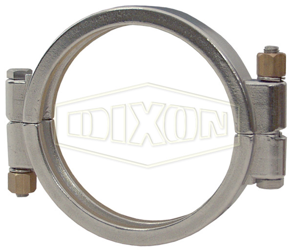 Pipe Size Bolted Clamp