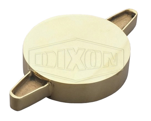 Long Handle Brass Cap