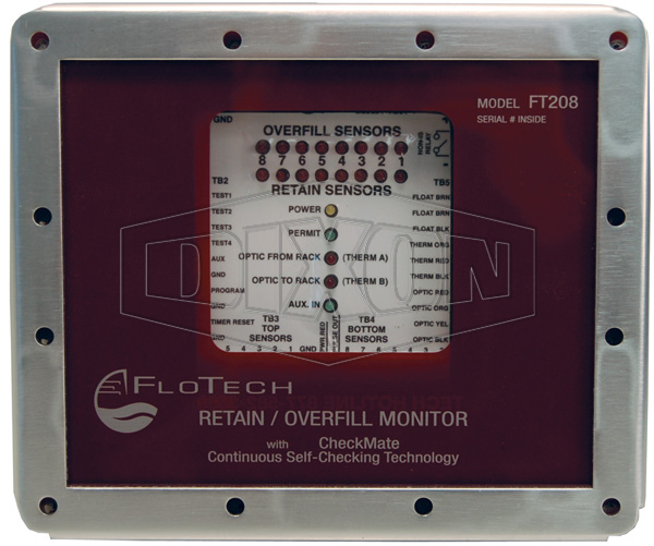 FloTech Checkmate System Onboard Monitor