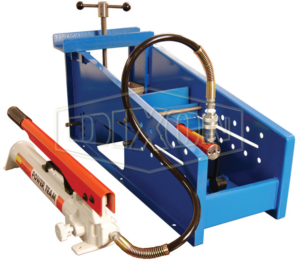 Coupling Inserter 5 Ton Ram with Hand Pump