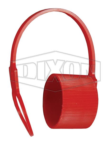 DQC CVV-Series European Interchange Dust Cap
