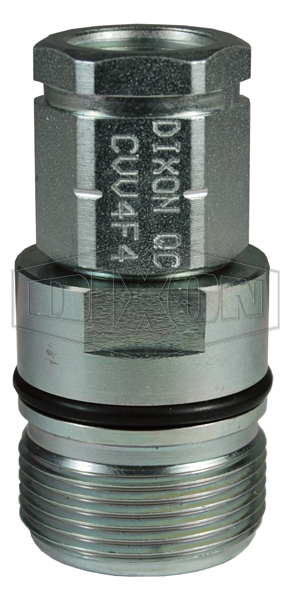 DQC CVV-Series European Interchange Female Plug