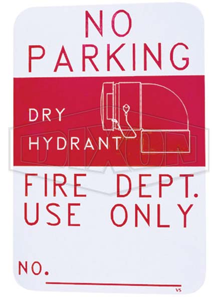 Dry Hydrant Decal