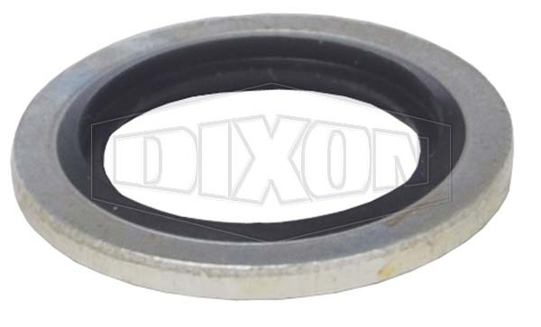 Bonded Dowty Seal for British Thread