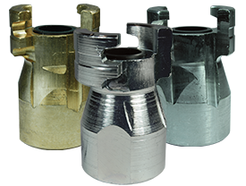 Dual-Lock™ P-Series Thor Interchange Female Thread Plug