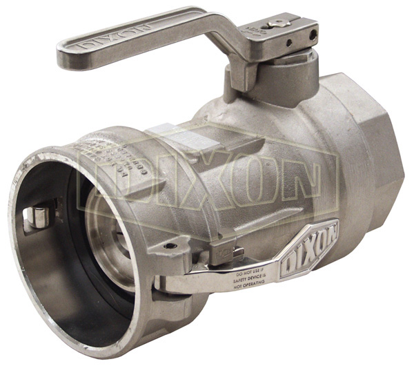 Bayloc™ Dry Disconnect Coupler x Female NPT