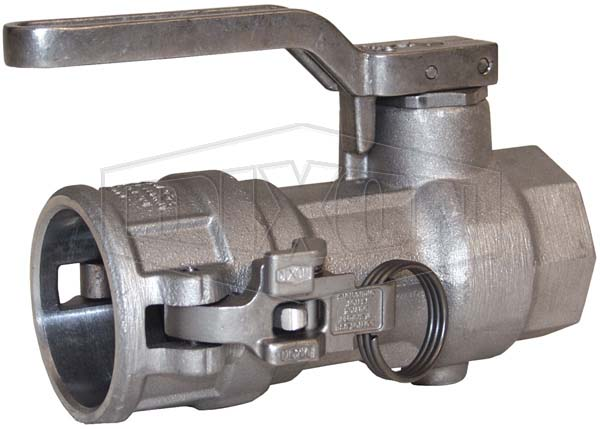 Bayloc™ Dry Disconnect Greaseless Coupler x Female NPT