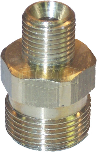 Male x Male Fixed Plug