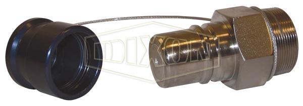 FloMAX Diesel Fuel Receiver One-Piece Body