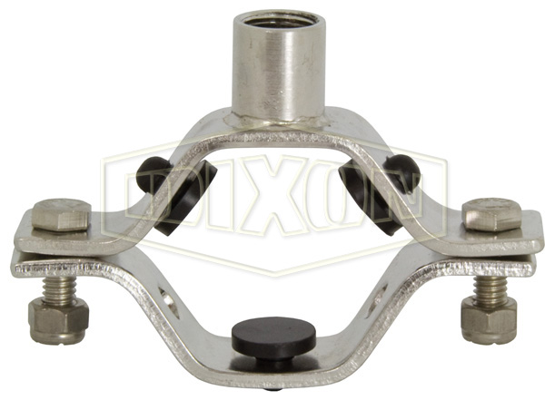 Hex Hanger with Nitrile Grommets and Coupler
