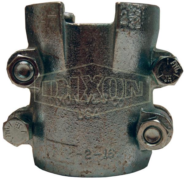 Hydraulic Hose Clamp For 1, 2, or 4 Braid/Spiral Plies