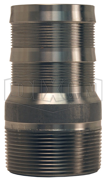 PF Shank King™ Combination Nipple NPT Threaded