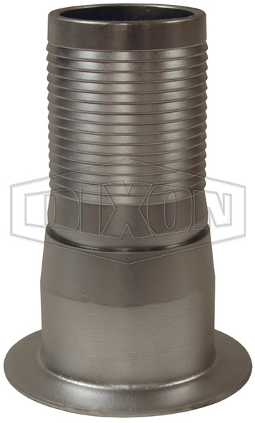King Crimp™ Style Nipple for Floating Flange