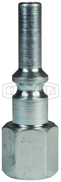 L-Series Lincoln Pneumatic Female Threaded Plug
