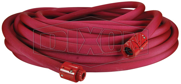 Lightweight Non-collapsible Chemical Booster Hose