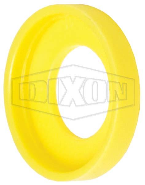 Yellow Lok-on Cap