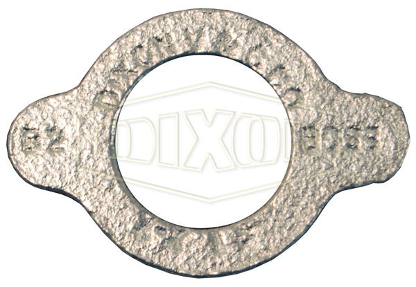 Dixon® Mining Wing Nut