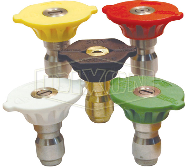 Multi-Pack High Pressure Spray/Soap Nozzles