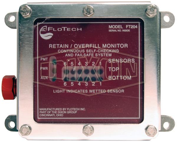 FloTech R/OM Type Onboard Monitor