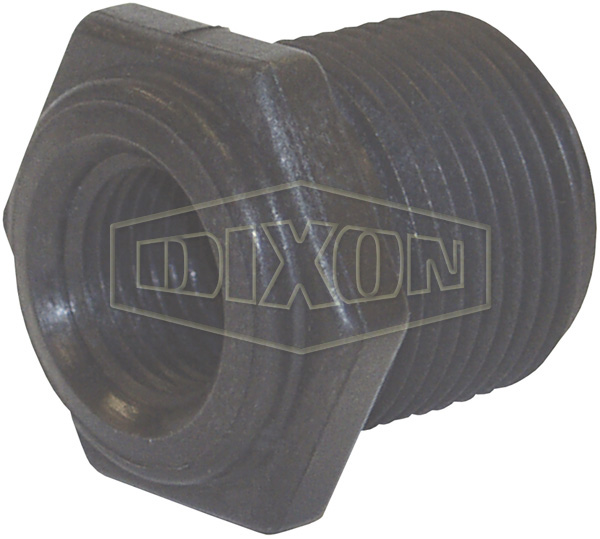 Schedule 80 Threaded Polypropylene Reducer Bushing