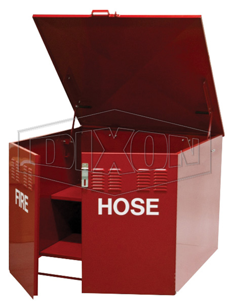 Steel Hydrant House