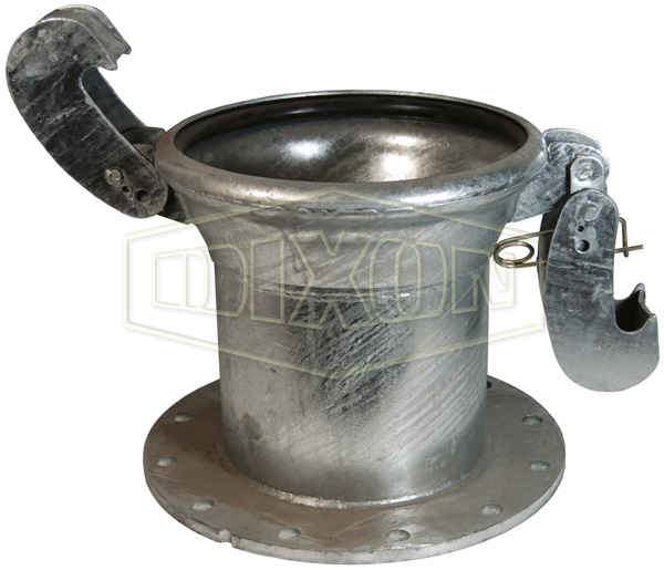Type A Female with 150# ASA Flange