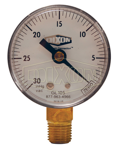 Vacuum Gauge Lower Mount