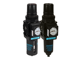 Wilkerson FRL's B08 Miniature Filter/Regulator