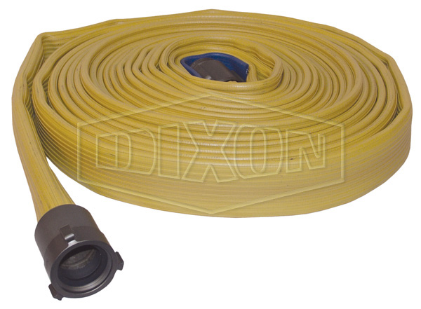 800# Double Jacket Fire Hose - Impregnated