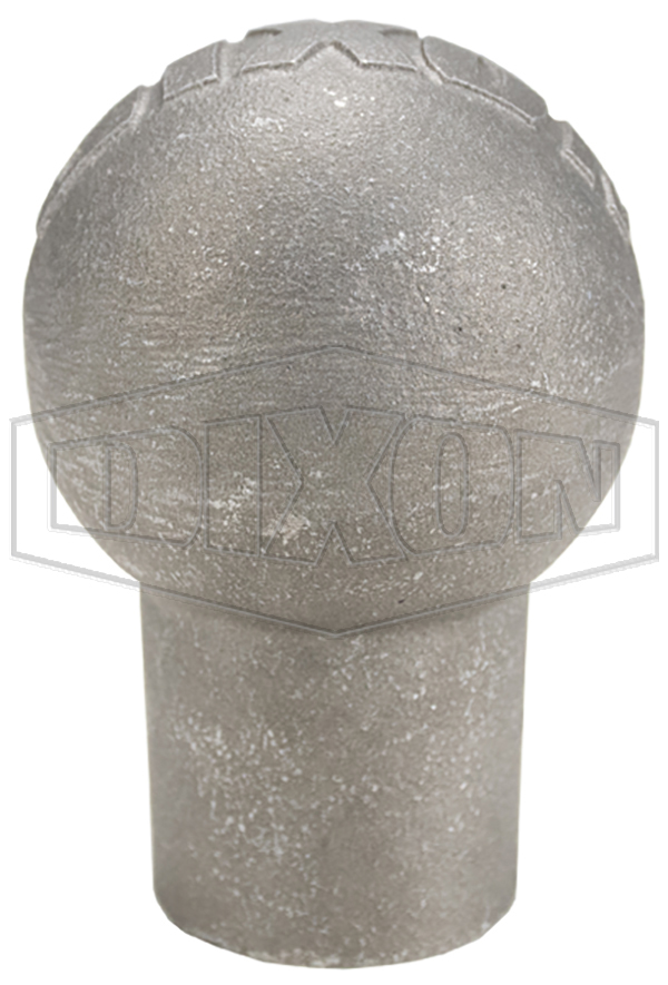 ball handle for loading arm swivel