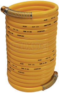 Coil-Chief Self-Storing Hose with Fittings - Retail Packaged
