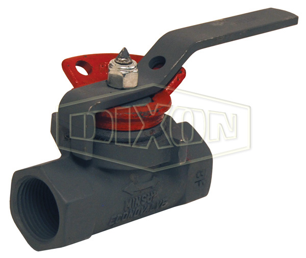 Econovalve Female Ball Valve