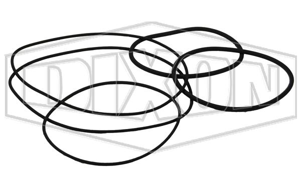Mann Tek Safety Break-away O-Ring Kit