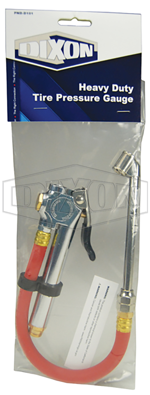pneumatic fittings display heavy duty tire pressure gauge