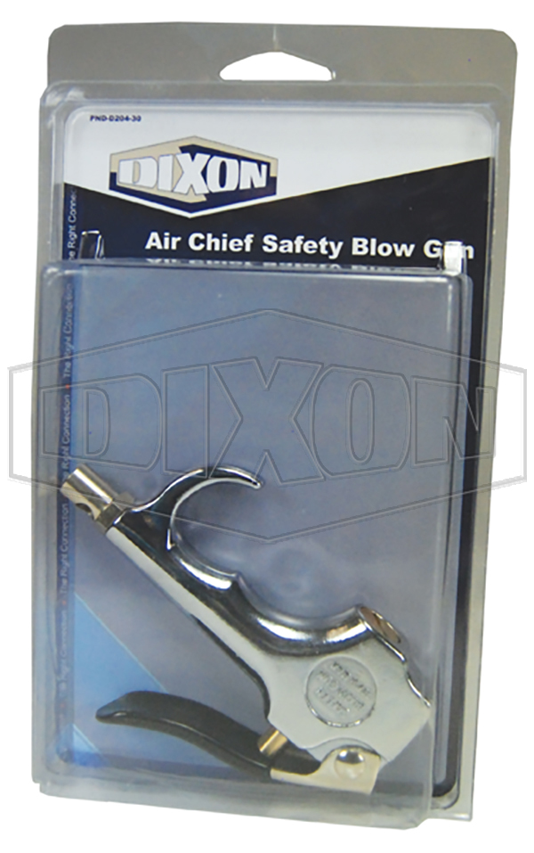 Air Chief Safety Blow Gun - Retail Packaged