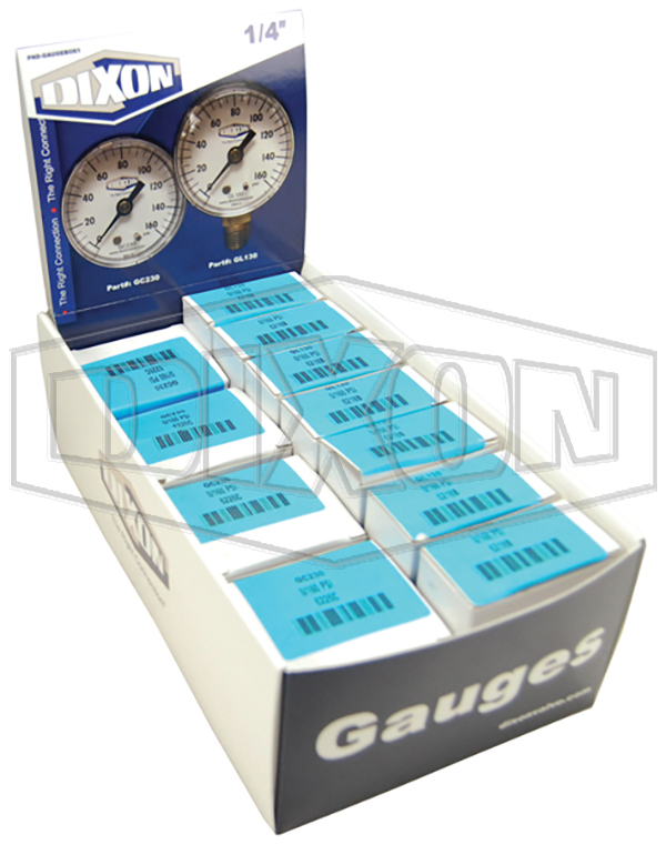 ABS Standard Dry Gauge Kit - Retail Packaged