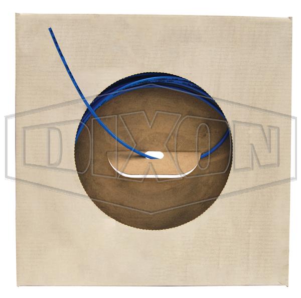 Polyurethane  - 95 Durometer Blue Tubing