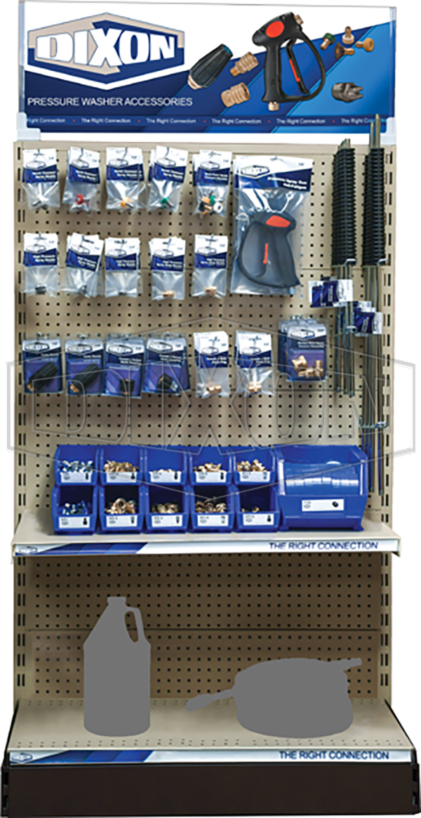 Dixon Store: Pressure Washer Fittings